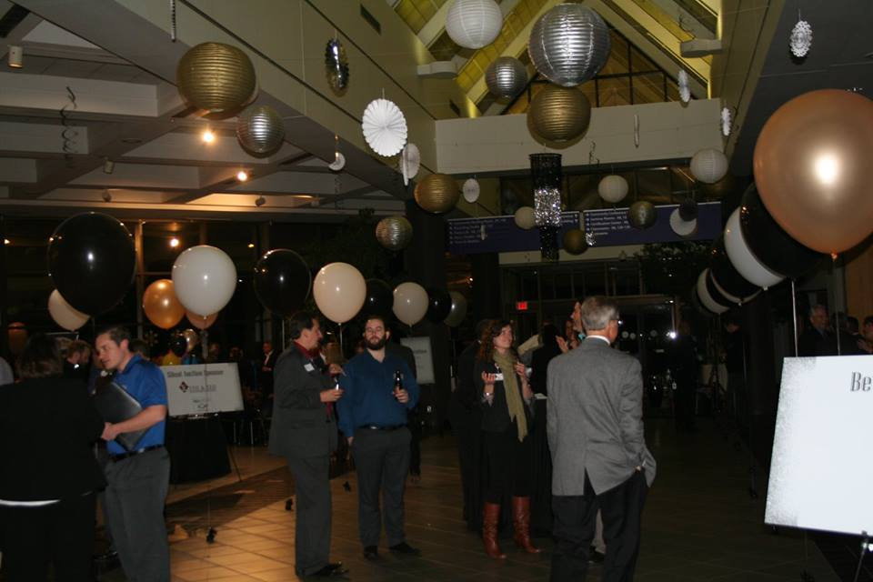 Ringing in the New at the Year Ender Gala!