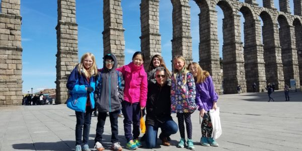 Bishop Elementary Spanish Cultural Exchange Program – Bishop Elementary