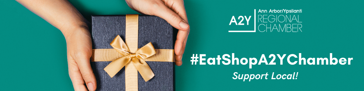 EAT SHOP LOCAL A2Y